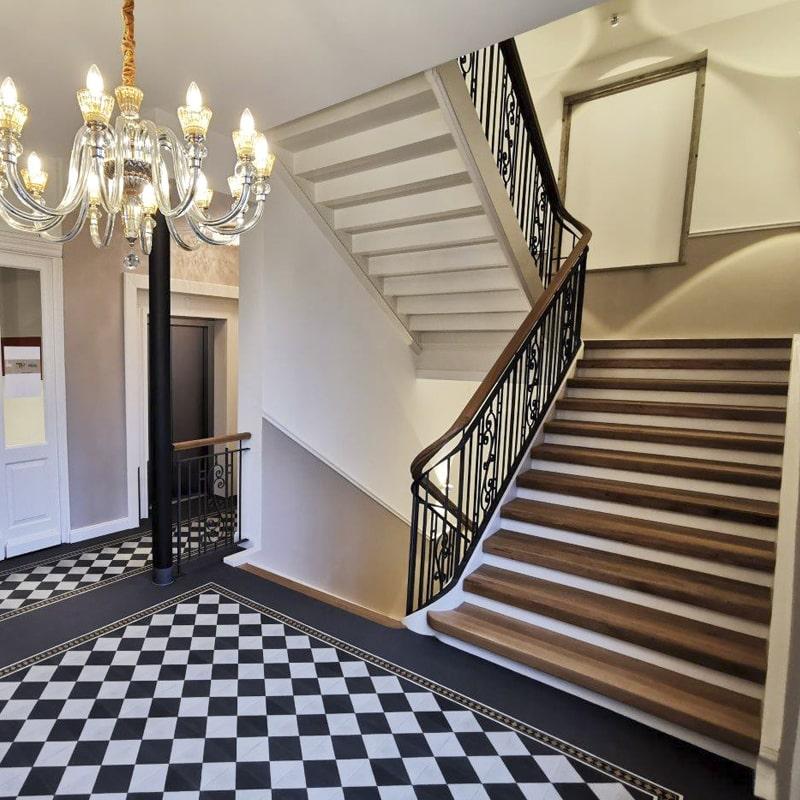 Treppenhaus herrschaftlich Coburg