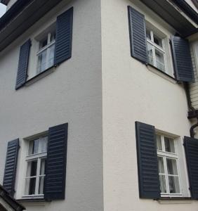 Schreinerei Fensterläden Holz