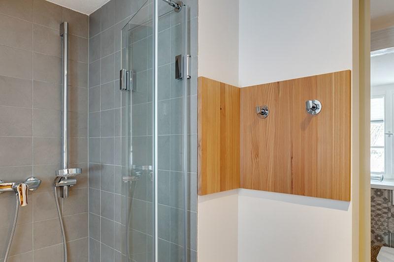 Badezimmermöbel Handtuchaufhängung-Umrahmung