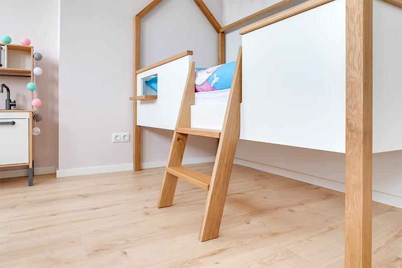 Hausbett Treppe