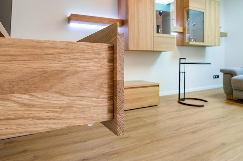 Wohnzimmermöbel Schublade